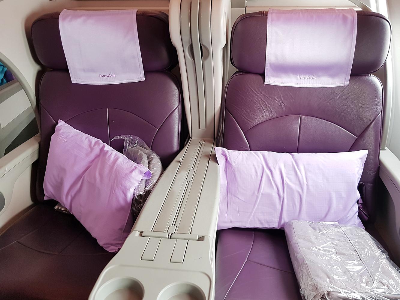 [日本旅行] 復興航空商務艙體驗~ 提早規劃享優惠!輕鬆享受舒適旅行體驗!!附日本旅行準備參考 @3C 達人廖阿輝